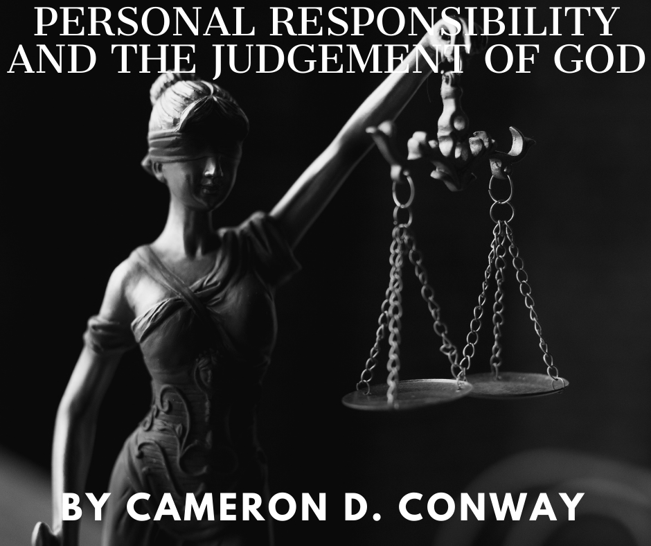 Personal Responsibility and the Judgement of God
