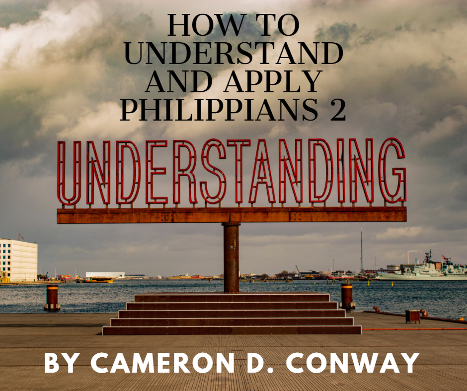 how to understand and apply Philippians 2